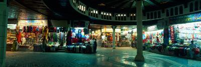 Street Shops at Night, Muttrah, Muscat, Oman