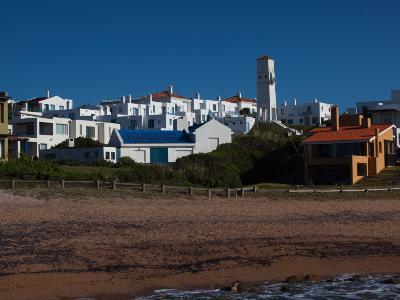 Houses in a Town, Jose Ignacio, Maldonado, Uruguay