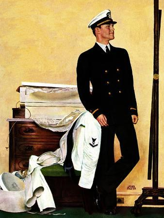 """New Naval Officer,"" July 10, 1943"