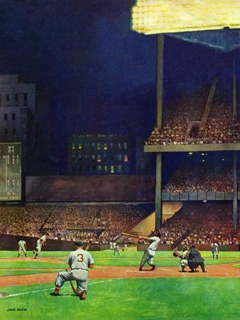"""Yankee Stadium,"" April 19, 1947"