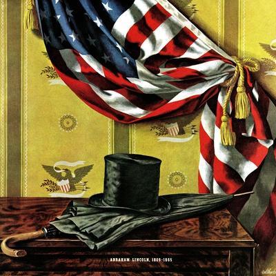 """Commemorating Lincoln's Birthday,"" February 12, 1944"