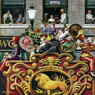 """""""Clown Band,"""" June 26, 1948"""