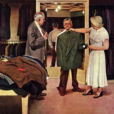 """Choosing a New Suit,"" November 20, 1948"