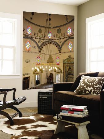 Interior of Koski Mehmed Pasa Mosque