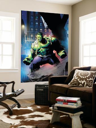Hulk: Unchained No.1 Cover: Hulk
