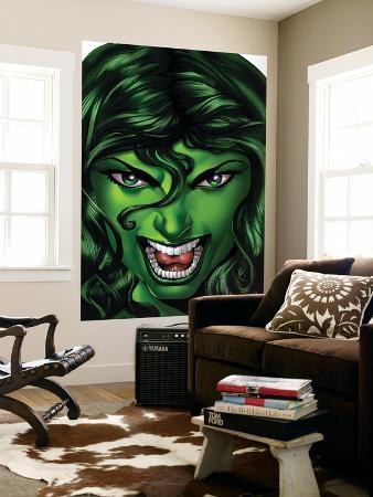 She-Hulk No.25 Cover: She-Hulk