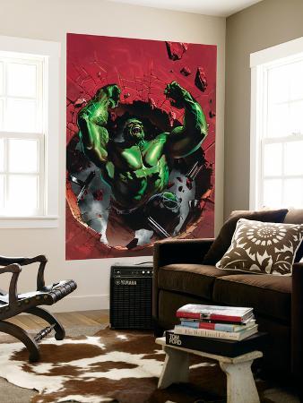 Ultimate Origins No.4 Cover: Hulk