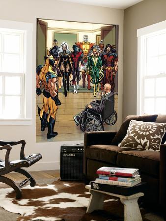 X-Men Origins: Wolverine No.1 Group: Storm