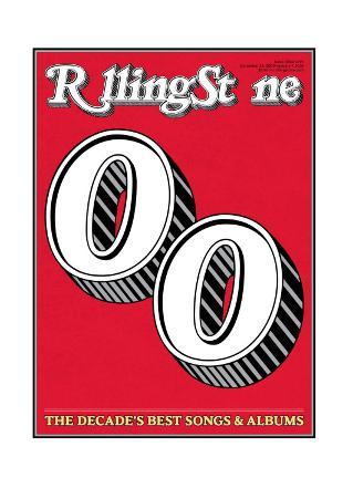 Decade's Best, Rolling Stone no. 1094, December 24, 2009
