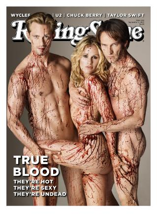 True Blood, Rolling Stone no. 1112, September 2, 2010