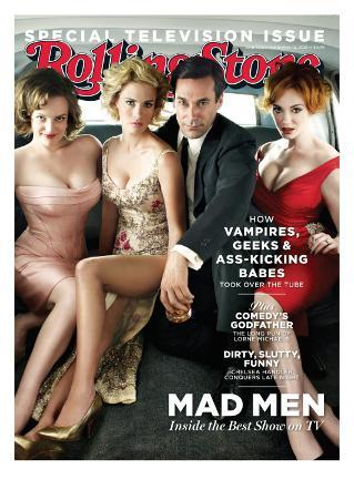 Mad Men, Rolling Stone no. 1113, September 16, 2010