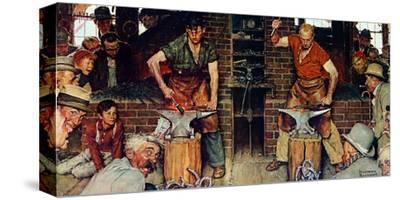 Blacksmith's Boy-Heel and Toe
