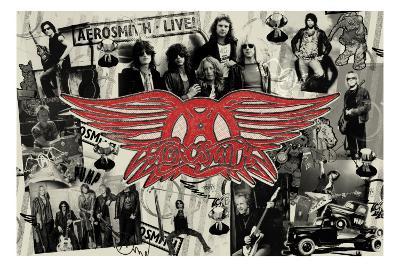 Concert Poster: Aerosmith