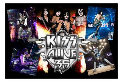 Concert Poster: KISS