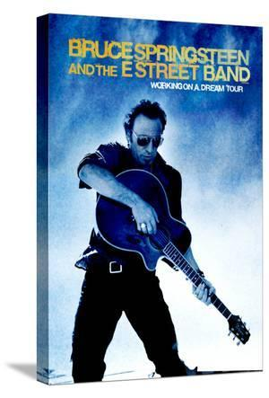 Bruce Springsteen and The E Street Band - Working on a Dream Tour