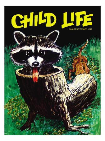 Keep Away - Child Life, August 1972