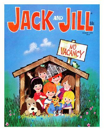 No Vacancy - Jack and Jill, August 1972