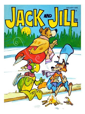 Fun on the Ice - Jack and Jill, January 1978