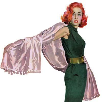 "Take Me to Hollywood - Saturday Evening Post ""Leading Ladies"", November 21, 1953 pg.27"