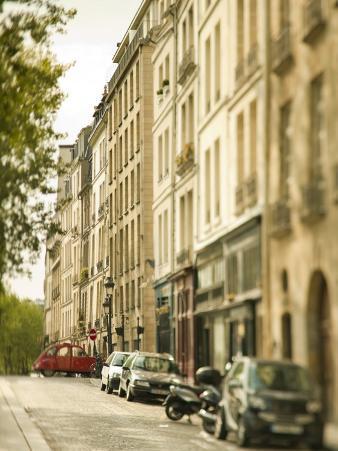 Ile De La Cite, Paris, France