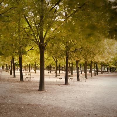 Jardin Du Luxembourg, Latin Quarter, Paris, France