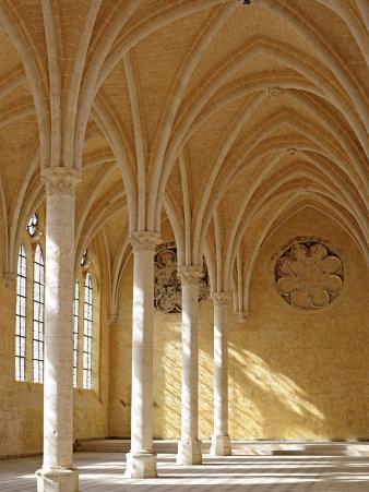 Abbey of St; Jean Des Vignes, Soissons, Aisne Department, Picardy, France