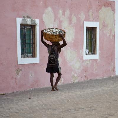 Mozambique, Ihla De Moçambique, Stone Town
