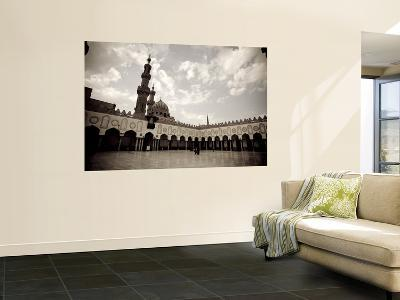 Egypt, Cairo, Islamic Quarter, Al Azhar Mosque