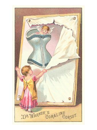 Corset Unveiled by Cherubs