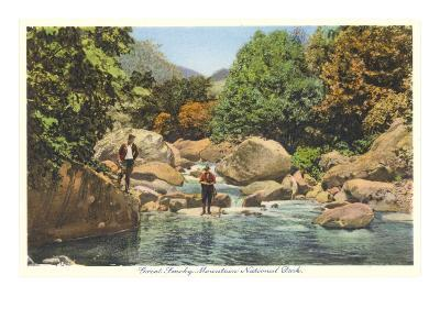 Fishing in Great Smoky Mountains