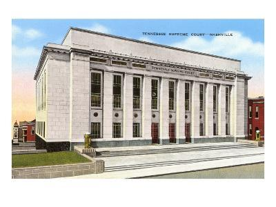 Tennessee Supreme Court, Nashville, Tennessee