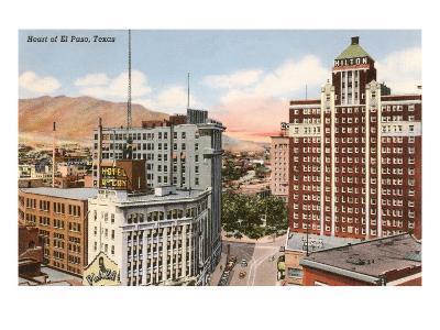 Heart of El Paso, Texas