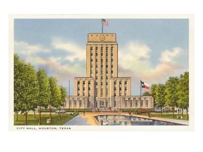 City Hall, Houston, Texas