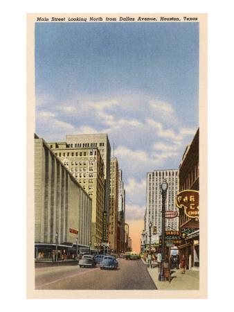 Main Street, Houston, Texas