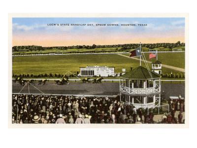 Epsom Downs Racetrack, Houston, Texas
