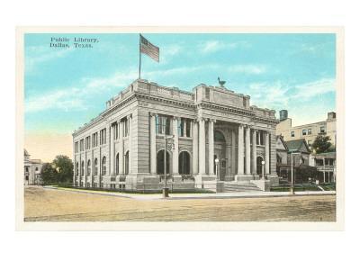 Public Library, Dallas, Texas