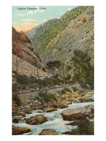 Ogden Canyon, Utah