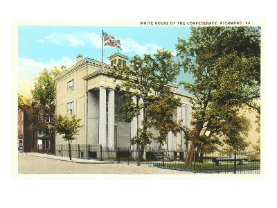 White House of the Confederacy, Richmond, Virginia