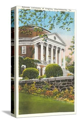 University Rotunda, Charlottesville, Virginia