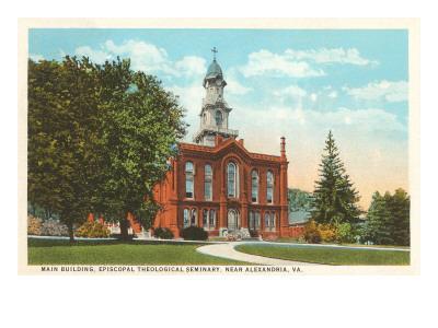 Episcopal Theological Seminary, Alexandria, Virginia