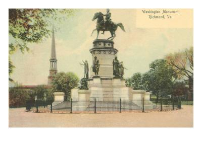 Washington Monument, Richmond, Virginia