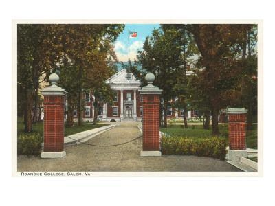Roanoke College, Salem, Virginia