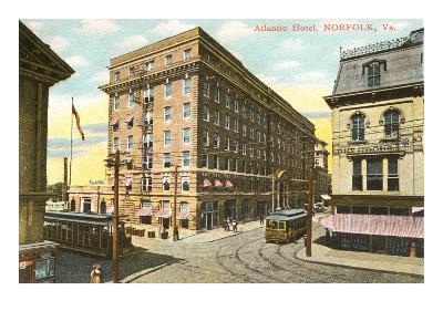 Atlantic Hotel, Norfolk, Virginia