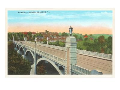 Memorial Bridge, Roanoke, Virginia