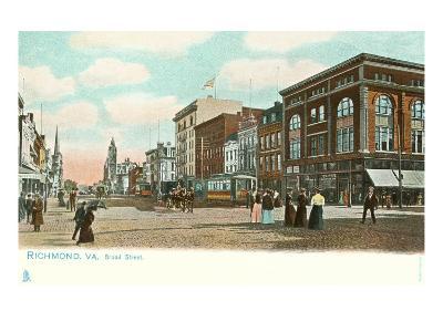 Broad Street, Richmond, Virginia