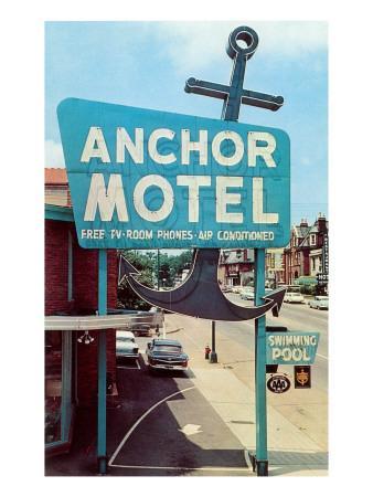 Anchor Vintage Motel
