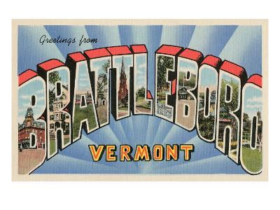 Greetings from Brattleboro, Vermont