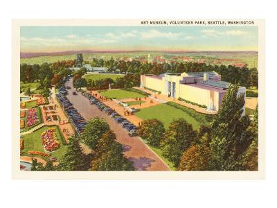 Art Museum, Volunteer Park, Seattle, Washington