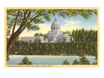 State Capitol, Olympia, Washington
