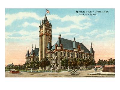 Courthouse, Spokane, Washington